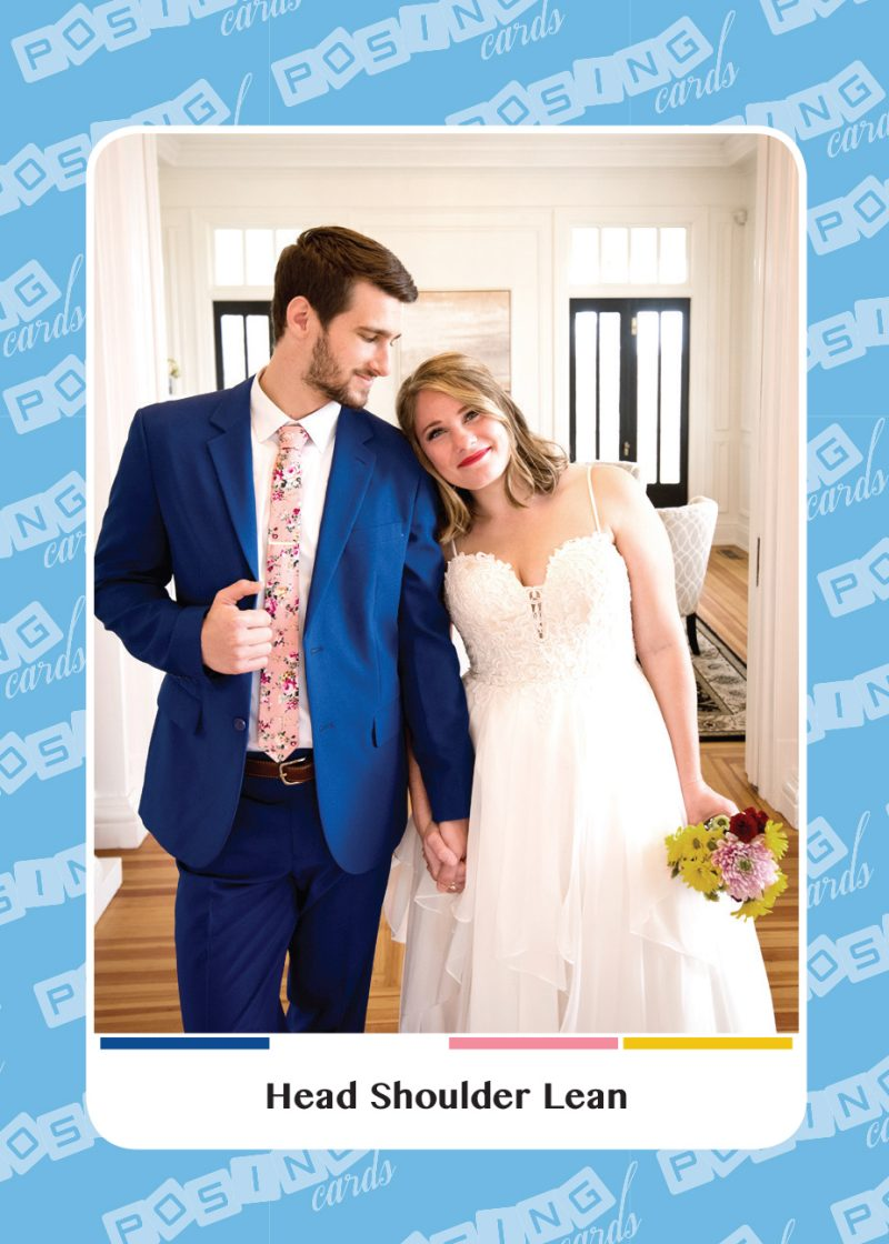 Photography Posing Cards Volume 2 Wedding